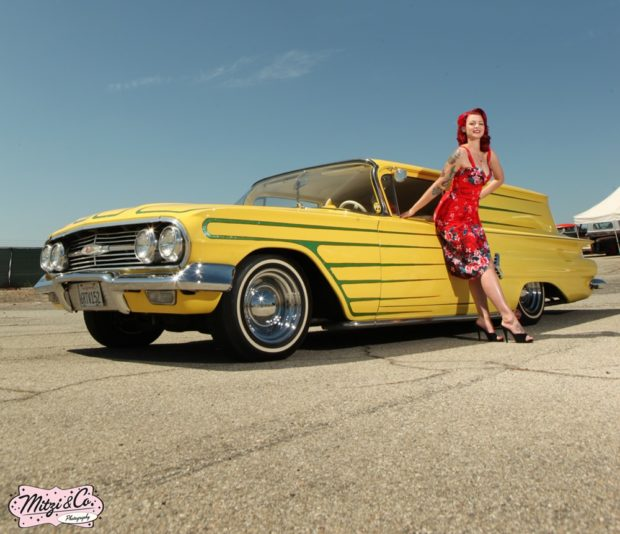 Pinup of the Week: Tracy Anne