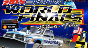The NHRDA World Finals Schedule