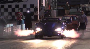 Fourth Gen Camaro Sets Fastest Manual GM Record