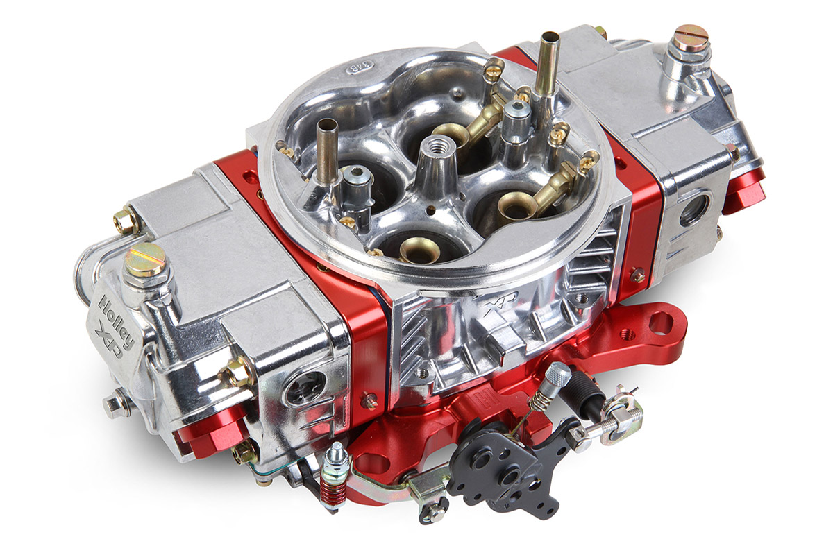 Installing a New Carb and Intake in Your Hot Rod