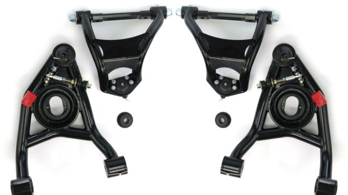 Mustang control arms