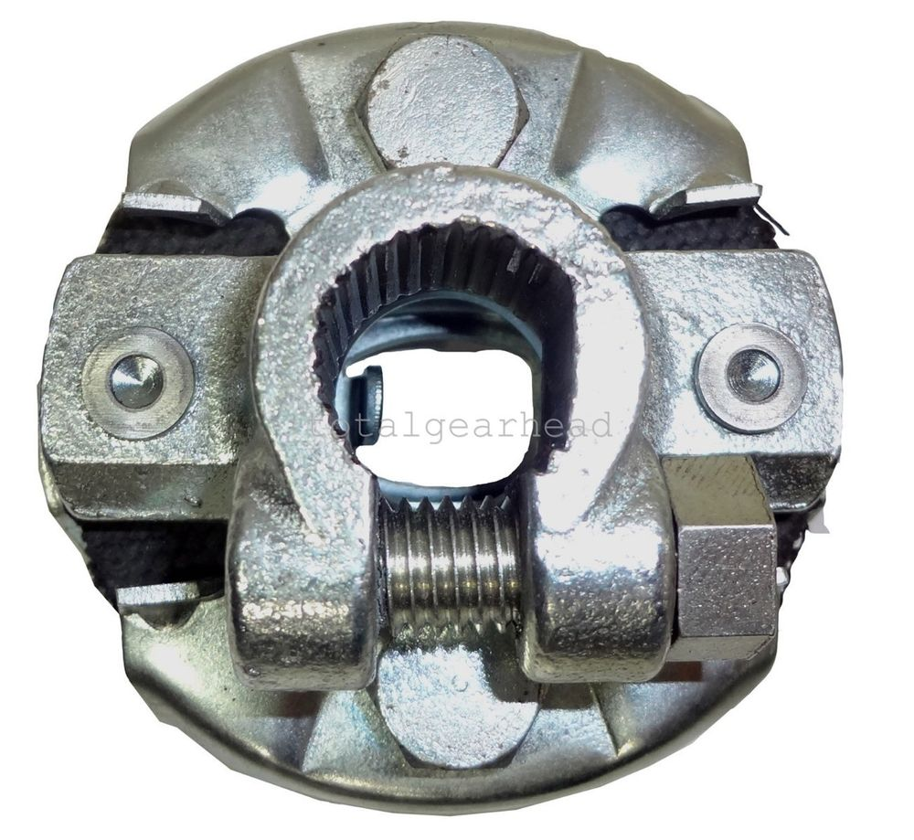 GM steering coupler