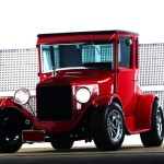 1927 Ford Fall T Coupe
