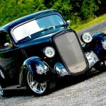 1935 Chevy Master