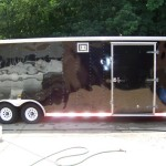 A Wheelie Poppin' Biscayne and Trailer up for Grabs