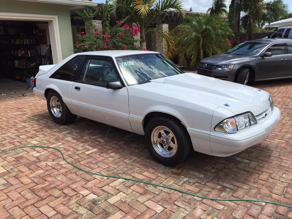 Fox Body Mustang, Fox Chassis, Ford Mustang, Hatchback