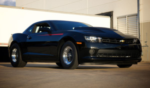 This 2014 COPO Camaro Is as Rare as It Is Fast, and It's For Sale