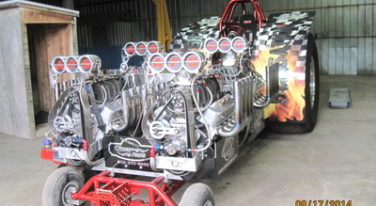 The Most Extreme Tractor You've Ever Seen Can Be Yours
