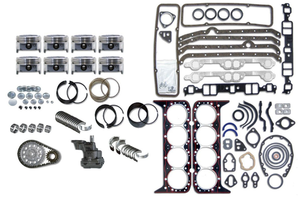 During the rebuild process there are certain things you have to do a certain way to get the engine to run right and keep running right.  Those things are using the proper bolt patterns and torque specs.