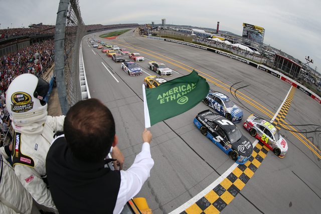 The Chase for the Sprint Cup