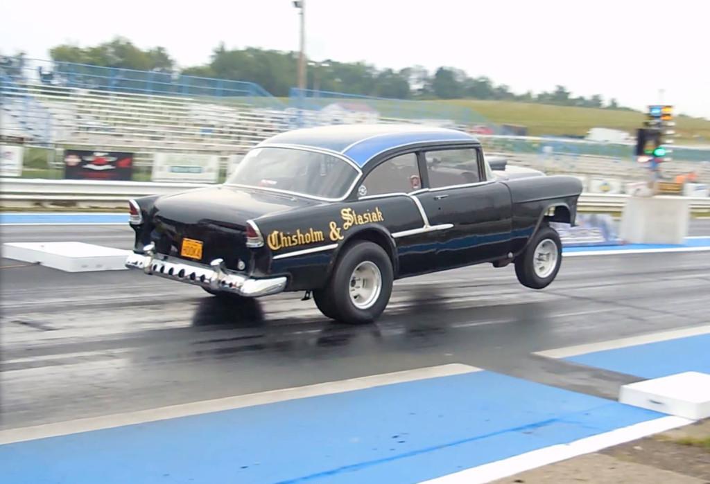 Dan Chisholm's '55 Chevy 210