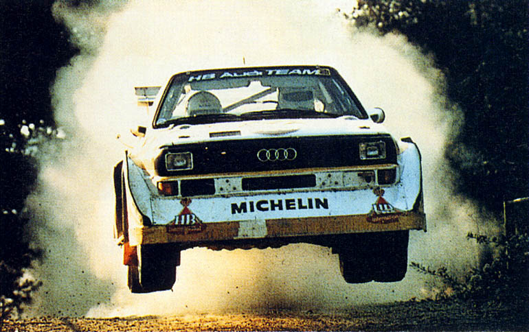 Audi Quattro Group B