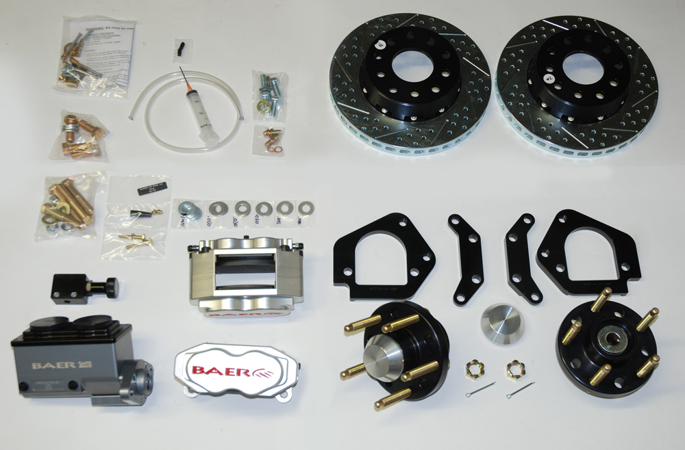 Baer Brakes, Disc Brakes, Drag Racing Brakes,Upgrading brakes, street brakes conversion