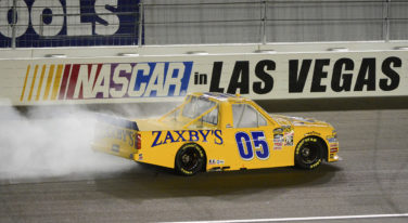 John Wes Townley Breaks Through for First NASCAR Truck Win