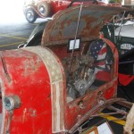 TBT - Barn Find Board Track Racer