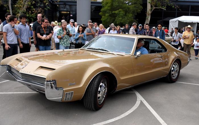 Jay Leno - 1966 Oldsmobile Toronado