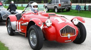 Shelby's Old Allard is Still Racing Strong