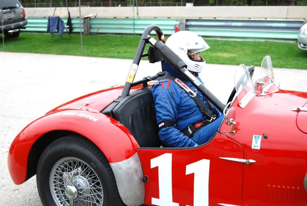 Shelby Allard, Carroll Shelby,Road America, Allard J2x