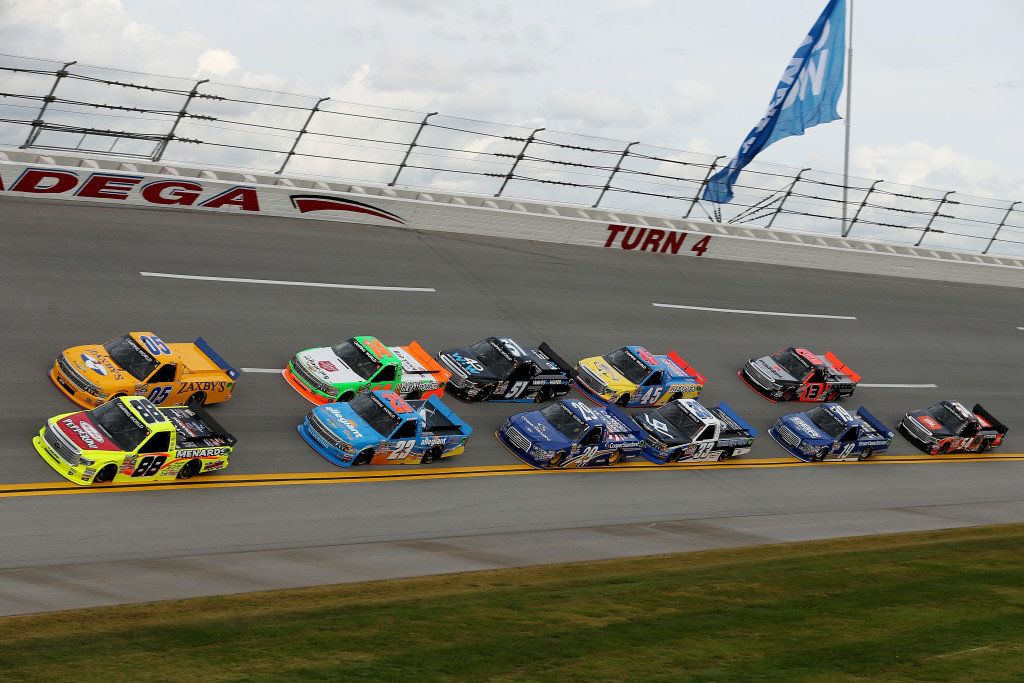 NASCAR Camping World Truck Series Talladega SuperSpeedway