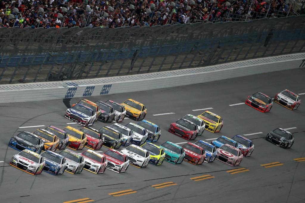 NASCAR Sprint Cup Series Talladega