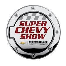 Super Chevy Show logo