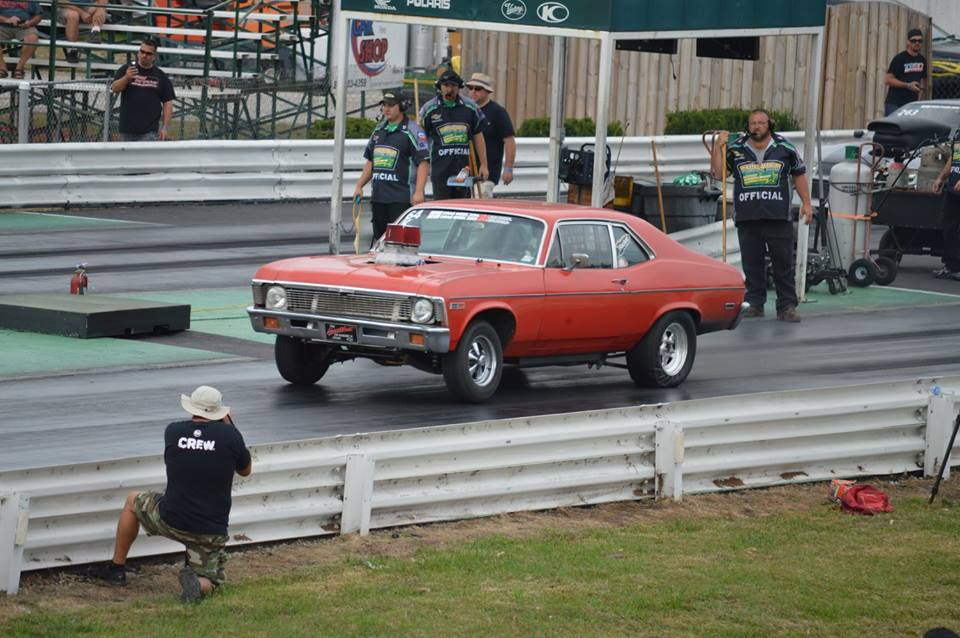 Drag Week Chevy Nova