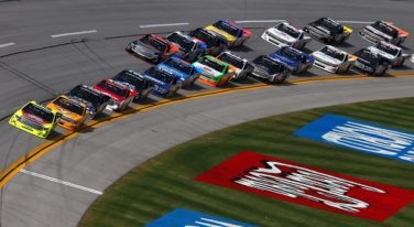 Timothy Peters Performs Perfectly With Back-to-Back Talladega Truck Titles
