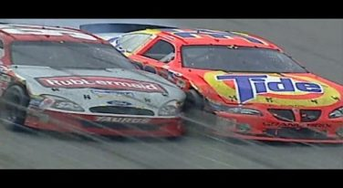 Ricky Craven Kurt Busch Darlington 2003