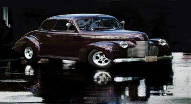 Muscle Cars From Clive Branson