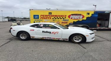 Robin Lawrence and his 2014 COPO Camaro Advance to Semi-Finals