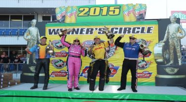 Decisive Day at AAA of Texas NHRA FallNationals Showdown