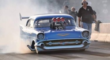 This 6-Second '57 Bel Air  Is Today's Cool Car Find