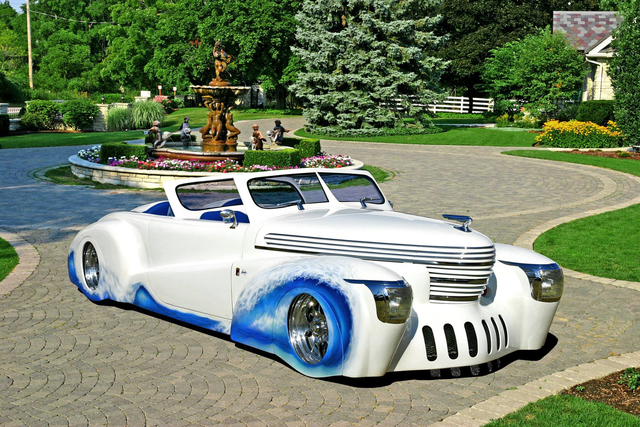 George Barris custom