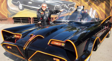 RIP George Barris, Creator of the Batmobile