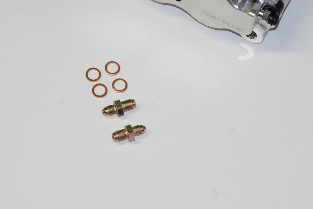 fluid ports,Baer Brakes, Disc Brakes, Drag Racing Brakes,Upgrading brakes, street brakes conversion, drilled rotors, slotted rotors