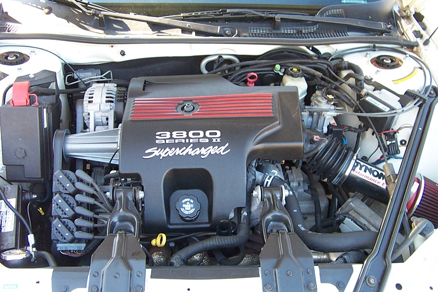 Buick Supercharged on 3800 Supercharged Crate Engine