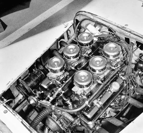 Buick Nailhead V8