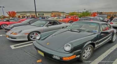 Bergen County Cars and Caffe Show Coverage