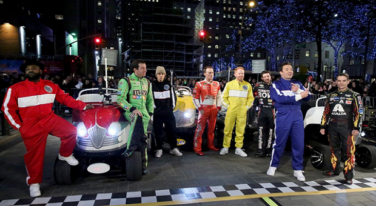 Jeff Gordon's Final Laps Include a Pass On the Tonight Show