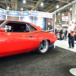 Thursday at SEMA has Blue Oval and Custom Fans Drooling
