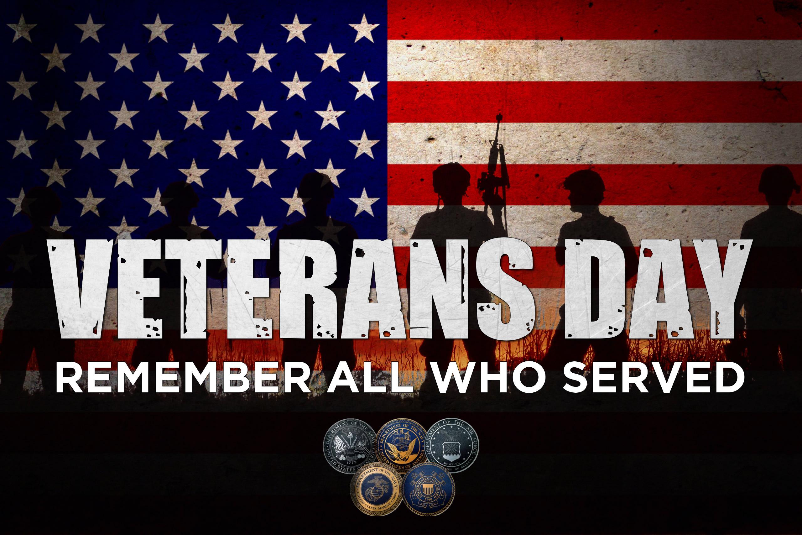 Happy Veterans Day from RacingJunk – RacingJunk News