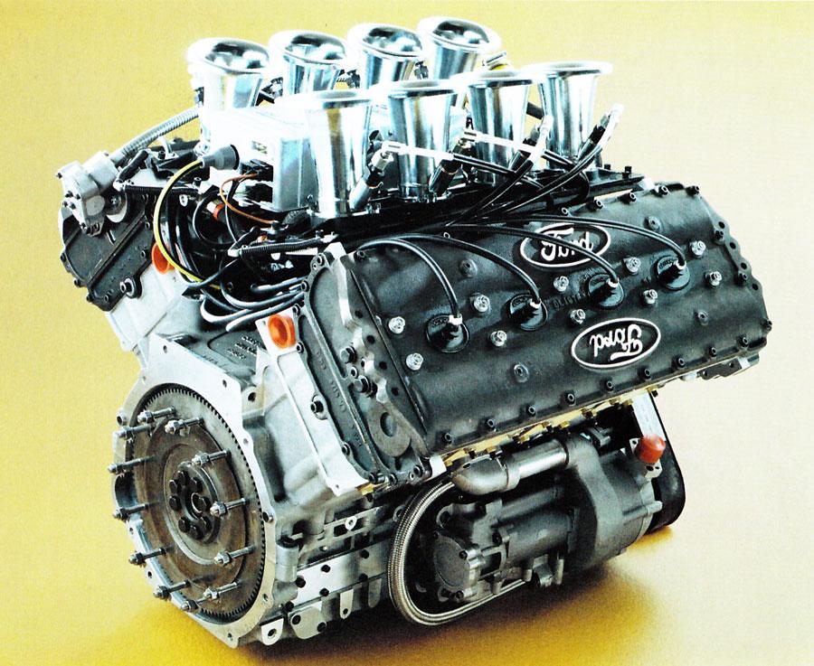 Ford DFV