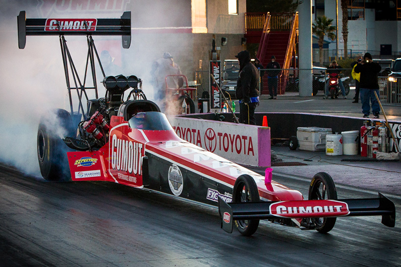 Leah Pritchett NHRA Top Fuel