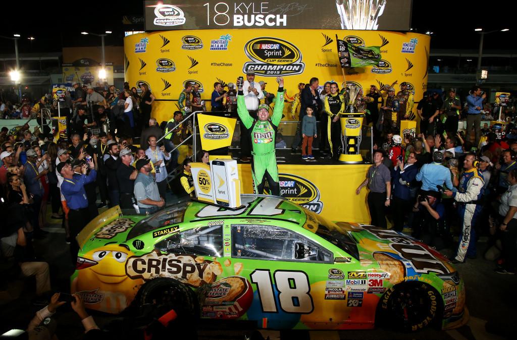 NASCAR, BUSCH