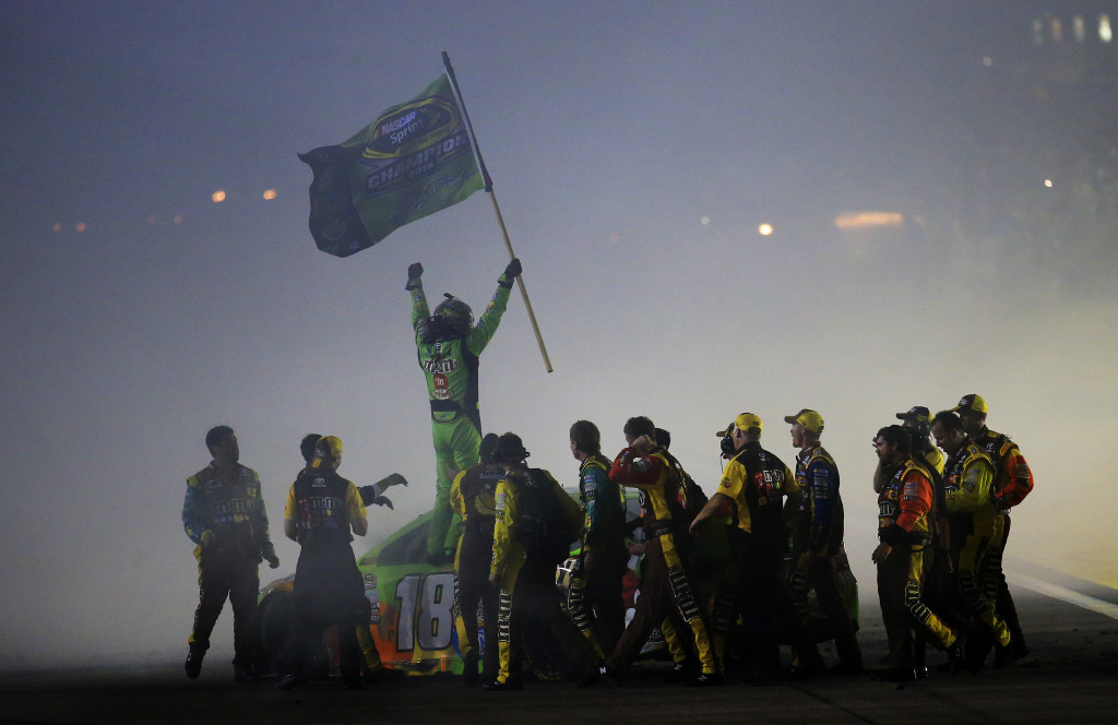 NASCAR Sprint Cup Series Kyle Busch