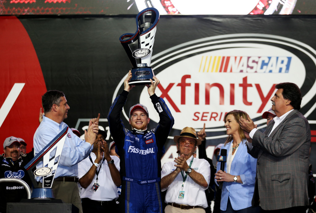 NASCAR Xfinity Series Chris Buescher