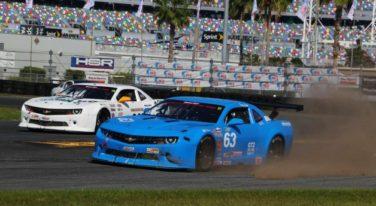 HSR Classic 24 Hours of Daytona Action