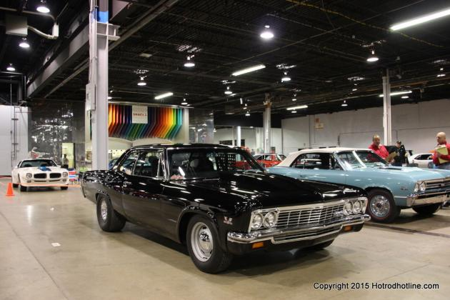 Muscle Car & Corvette Nationals