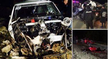 "Justin ""Big Chief"" Shearer Injured In Street Race"