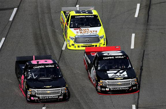 NASCAR Camping World Truck Series Martinsville